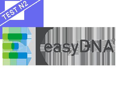 easy DNA deuxième meilleur test ADN