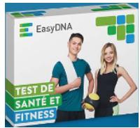 EasyDNA avis test adn santé