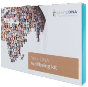 living DNA wellbeing-kit