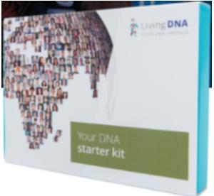 Living DNA test ADN
