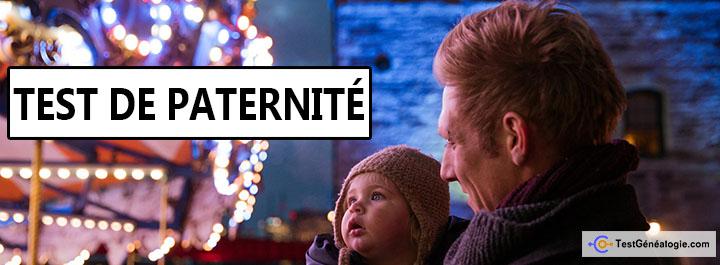 Test de paternité guide complet